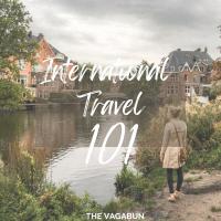 International Travel Prep List