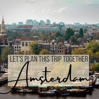 Let's Plan This Trip Together! - Amsterdam